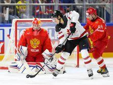 Решающую шайбу сборная РФ пропустила в овертайме