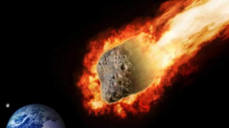 С Землей могут столкнуться 17 тысяч астероидов - NASA