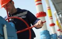 Украина прекратила тратить запасы газа