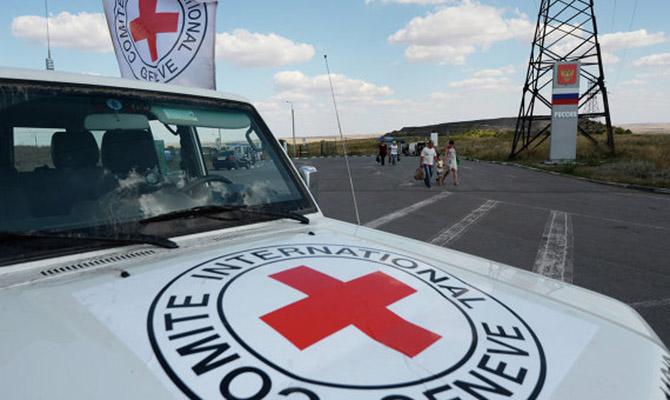 МККК направил на Донбасс более 190 тонн стройматериалов