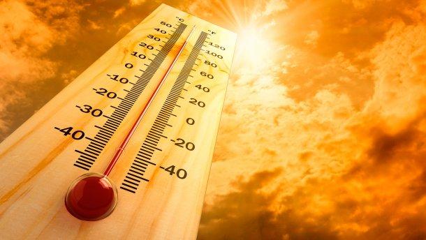 Спекотне літо на планеті