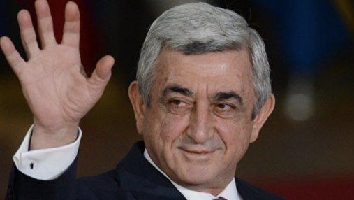 Пока, Саргсян: Армения празднует отставку премьер-министра