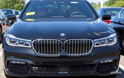 BMW відкликає понад 320 тисяч дизельних автомобілів в Європі