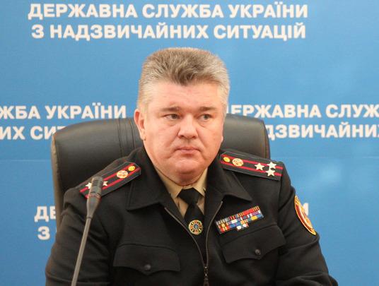 Бочковского не пустили на работу в ГСЧС