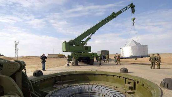 В России испытают баллистическую ракету, которая заменит «Сатану»