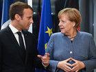 Макрон и Меркель проинформируют членов Европейского Совета о выполнении минских соглашений