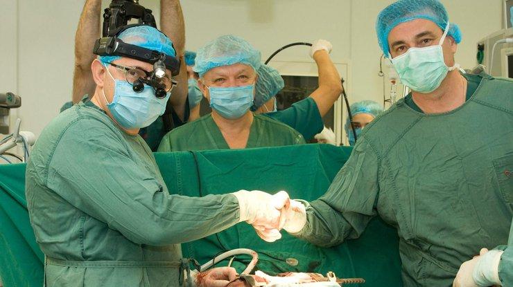 В Украине провели уникальную операцию на сердце
