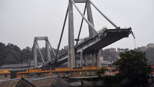 Компания, обслуживающая мост в Генуе, обязалась полностью его восстановить