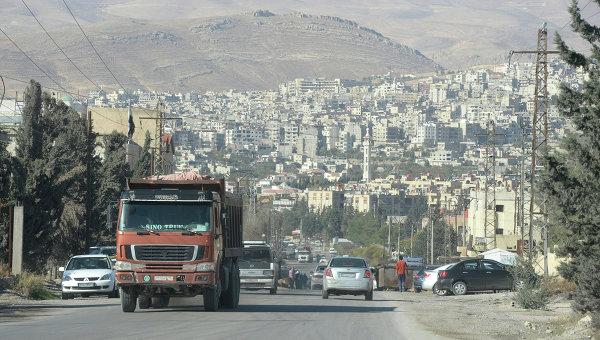 В Сирии подвергся обстрелу российский Центр по примирению