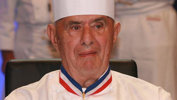 Умер король французской кухни