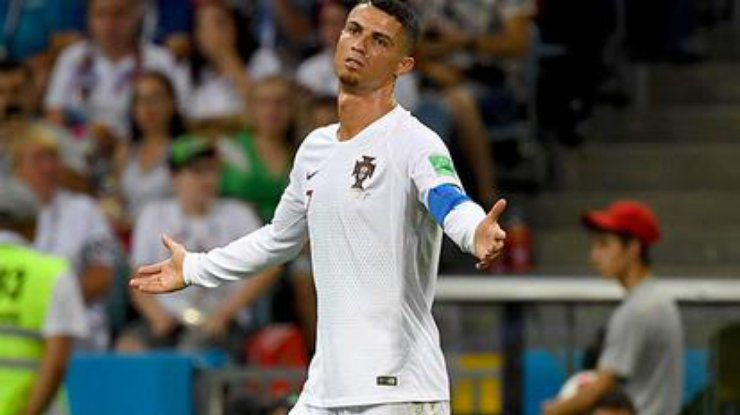 В Италии намерены протестовать против перехода Роналду в Ювентус