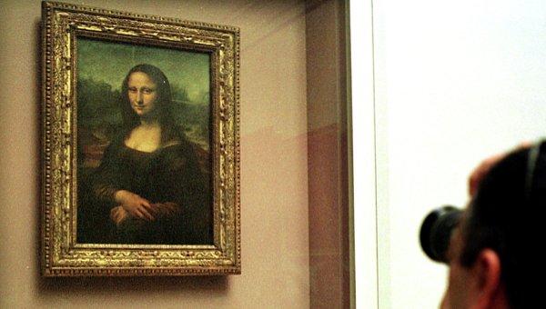 Ученые: Мона Лиза улыбается всем по-разному