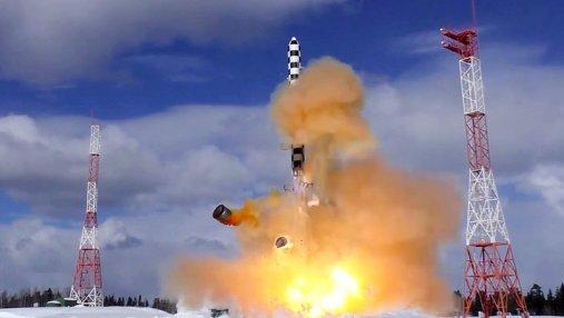 В России сделали серьезное заявление о провале испытаний ядерных ракет Путина