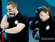 Бронзу в Пхенчхане Крушельницкий завоевал в дабл-миксте вместе Анастасией Брызгаловой