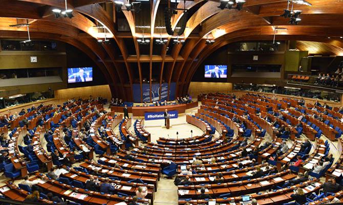 Совет Европы может приостановить членство России в июле 2019 года