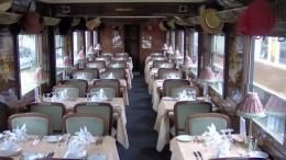 Укрзализныця с ноября будет кормить пассажиров в поездах