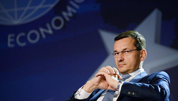 Моравецкий об отношениях с Украиной. Нужно придать новое качество