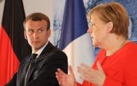 Франция и Германия договорились создать бюджет еврозоны