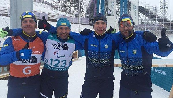 Украина завоевала шестое золото Паралимпиады
