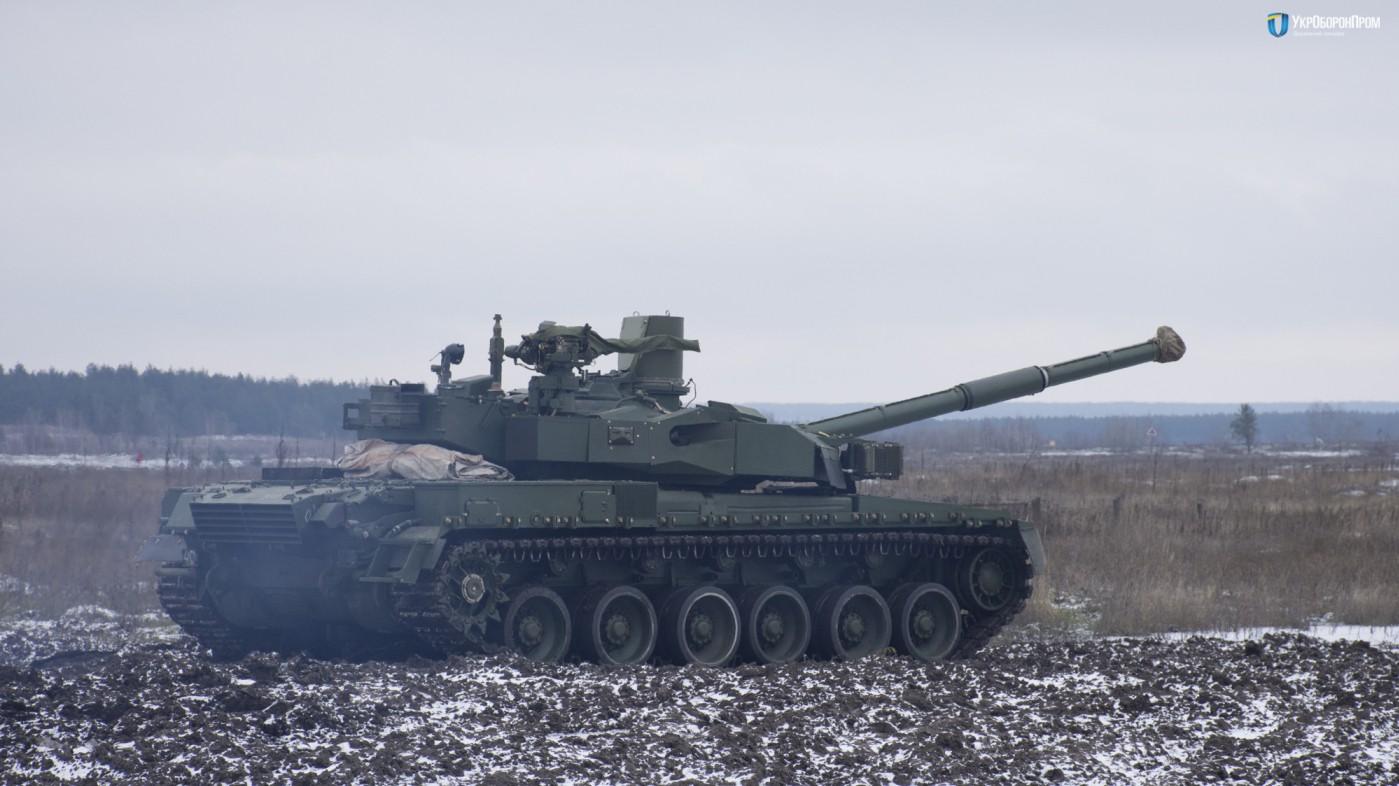 Укроборонпром за 2017 год продал вооружения и военной техники на рекордные 3 млрд гривен