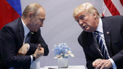 Путин и Трамп будут говорить о ракетах: в Кремле заявили о следующей встрече