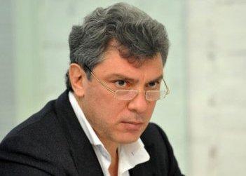 Акция памяти Немцова прошла в Москве