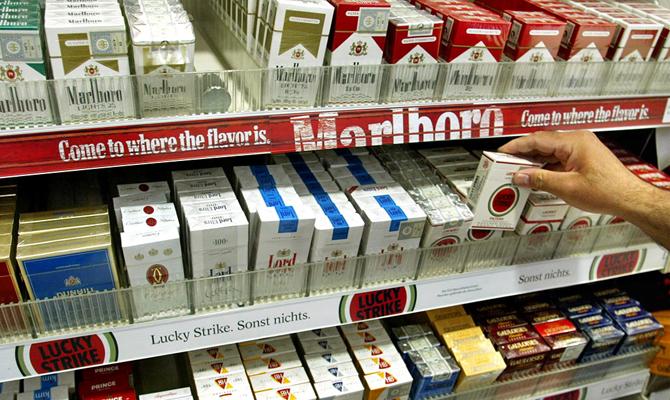 Рада поддержала повышение акциза на сигареты