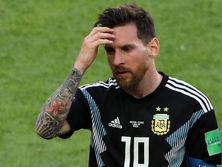 Месси попытается забить хорватам свой первый мяч на чемпионате мира