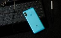 Xiaomi показала смартфон Redmi 6 Pro
