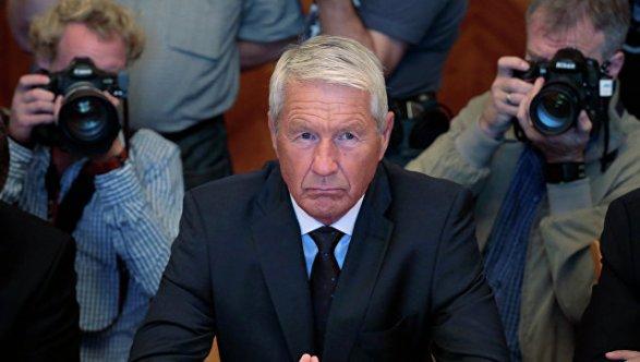 Норвегия пожаловалась на Ягланда в Совет Европы
