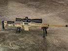 Канадская компания поставит Украине дальнобойные снайперские винтовки на $770 тысяч. ВИДЕО