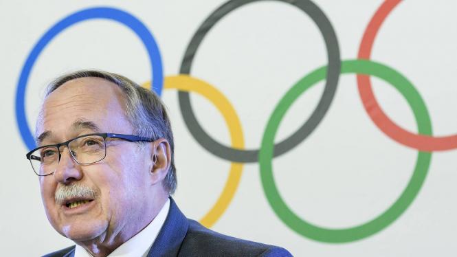 Глава комиссии Олимпийского комитета предлагает отказаться от национальных флагов на играх