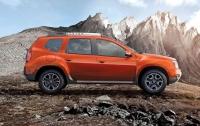 Представлены рендеры базовой комплектации нового Renault Duster