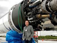 Компания Илона Маска SpaceX запускает сверхсекретную космическую миссию