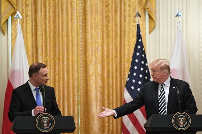 Політики Громадянської платформи критично про зустріч президентів Дуди і Трампа