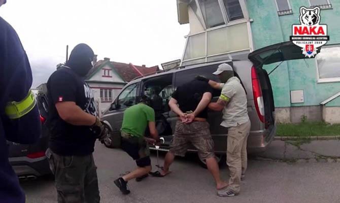 В Словакии задержали украинского террориста с венгерским паспортом