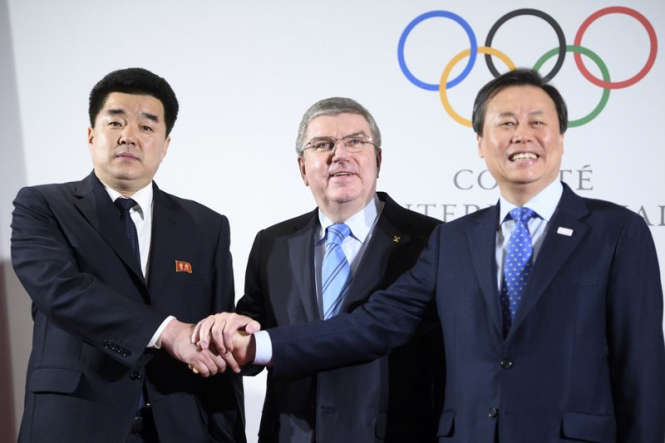 22 северокорейских спортсмены поедут на Олимпиаду в Южной Корее