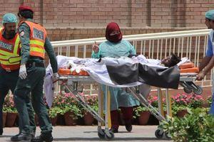 В Пакистане шестеро детей подорвались на бомбе-игрушке