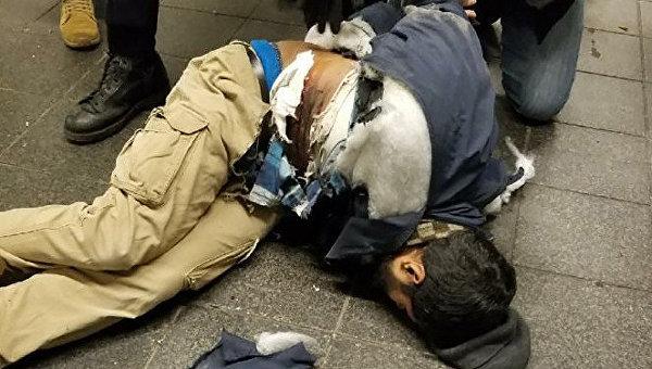 Подозреваемый во взрыве в Нью-Йорке заявил, что действовал от имени ИГ