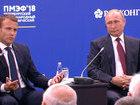 Макрон собирается на встрече с Путиным в Москве обсудить тему Украины и Минских договоренностей
