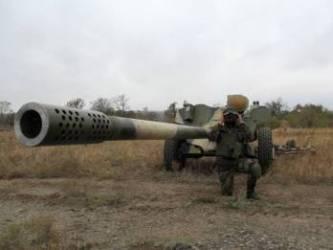 Луганское на Донетчине вследствие ночного артобстрела частично осталось без света