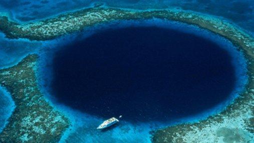 Если весь океан утечет через Марианскую впадину: ученые опубликовали видео