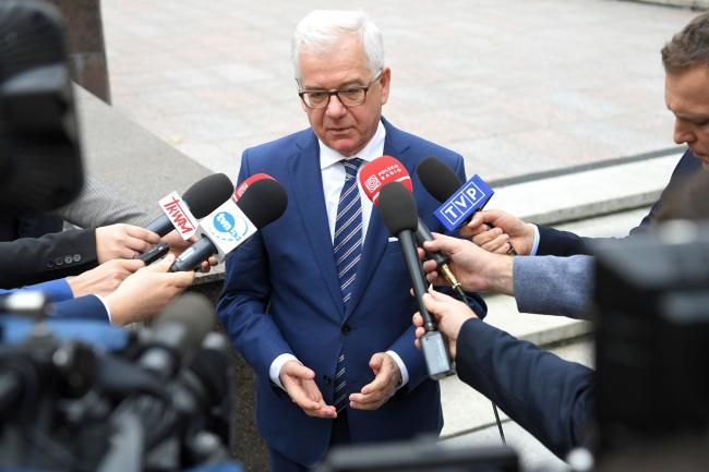 Голова МЗС Польщі: Хочемо, аби Литва була енергетично незалежною від Росії
