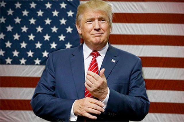 Президент США Дональд Трамп обеднел на 600 млн