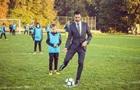 Экс-игрок Реала открыл в Тернополе спортивную школу