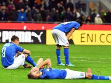 Италия уступила Швеции в борьбе за путевку на ЧМ 2018