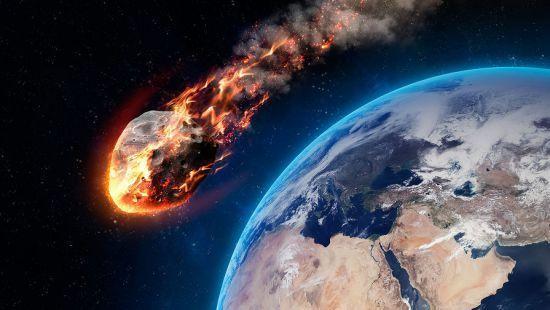 Ученые показали на ВИДЕО приближение к Земле огромного астероида