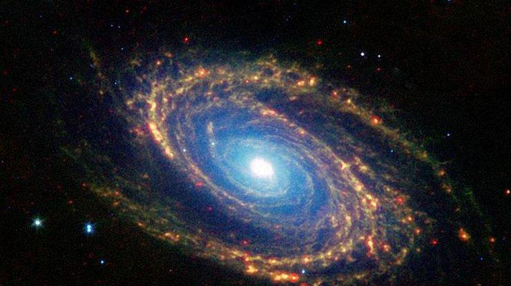 Звездные войны: ученые обнаружили битву двух галактик (фото)