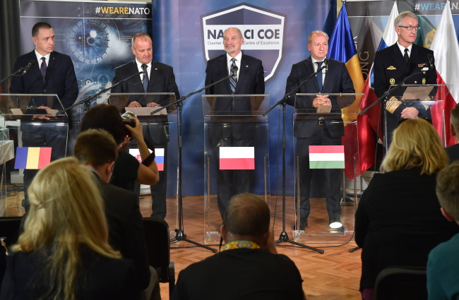 NATO Centre for Excellence opened in Kraków
