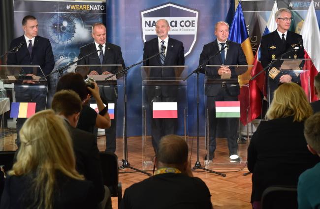 NATO Centre for Excellence opened in Kraków